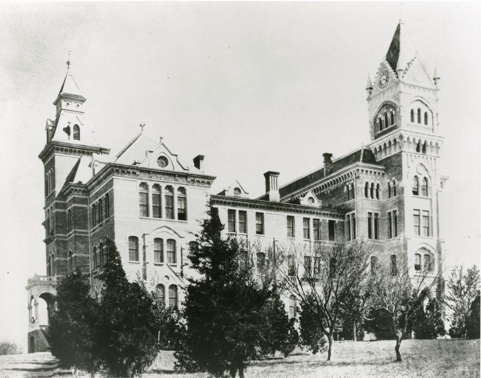 Old Main 1894