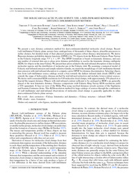 The Bolocam Galactic Plane Survey  VIII  A Mid-Infrared Kinematic